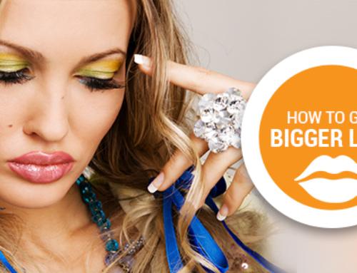 4 Ways to get Bigger Lips